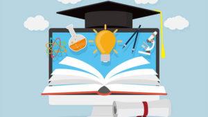 大学生がプログラミングをするなら独学かスクールかを紹介する画像